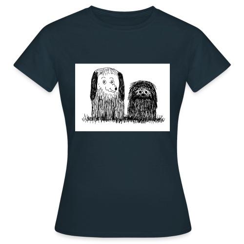 chiensnb - T-shirt Femme