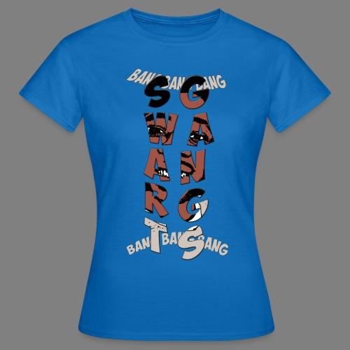 motif1 - T-shirt Femme