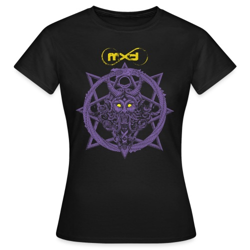 mxd endurance color - T-shirt Femme