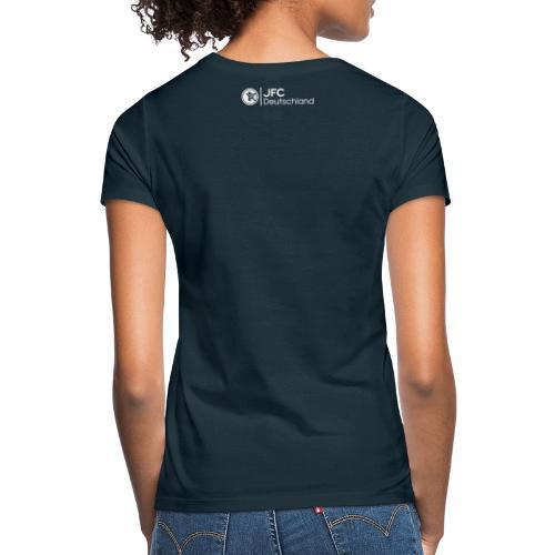 Anderen ein Stück vom Himmel zeigen_weiß - Frauen T-Shirt