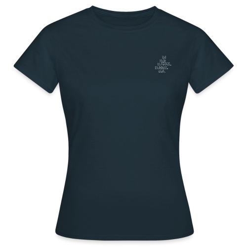 DJEMS. Puzzle - Vrouwen T-shirt