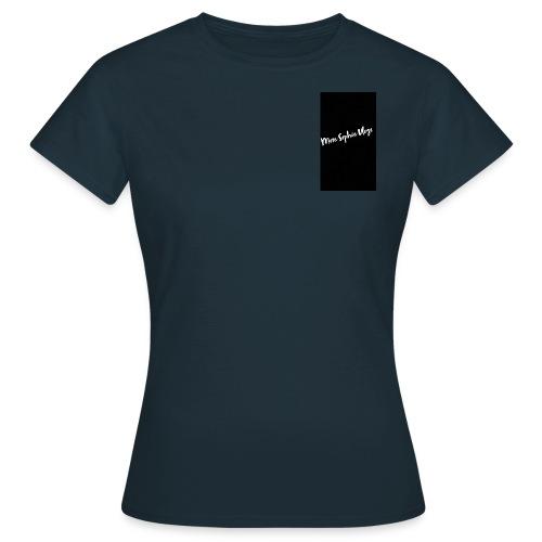 More Sophie Vlogs Merch - Women's T-Shirt