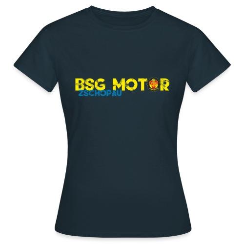BSG Motor Zschopau - Frauen T-Shirt