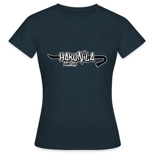 Hakunila lähiötyyli - Naisten t-paita
