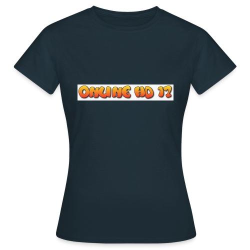 Mein logo zwei - Frauen T-Shirt
