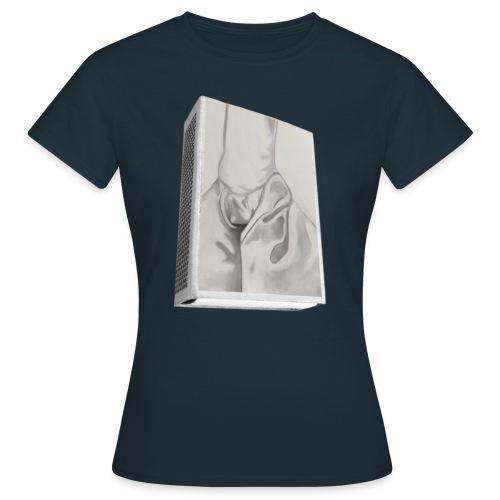 615 rock detail match - Frauen T-Shirt