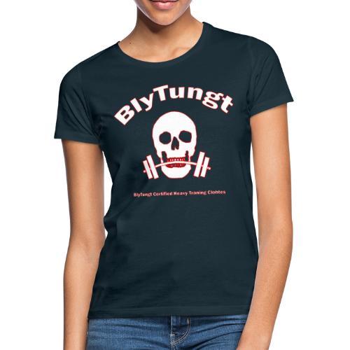 BlyTungt - T-shirt dam