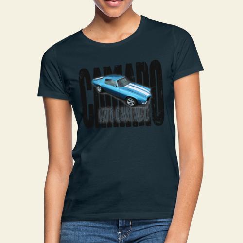 70 Camaro - Dame-T-shirt