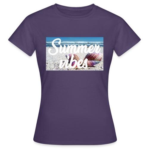 Summervibes - Frauen T-Shirt