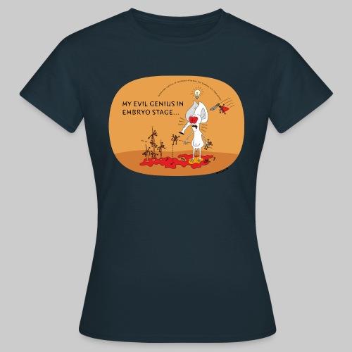 VJocys Evil - Women's T-Shirt