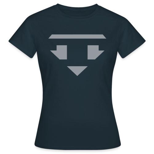 Twanneman logo Reverse - Vrouwen T-shirt