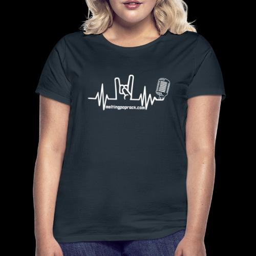Le logo et l'adresse - T-shirt Femme