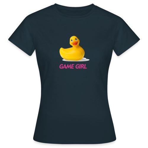 game girl - T-shirt Femme