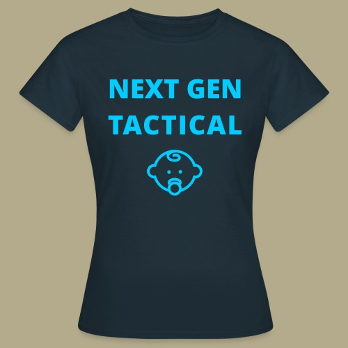 Tactical Baby Boy - Vrouwen T-shirt
