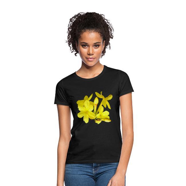 Winterjasmin Jasmin gelb Duft Zierpflanze Strauch