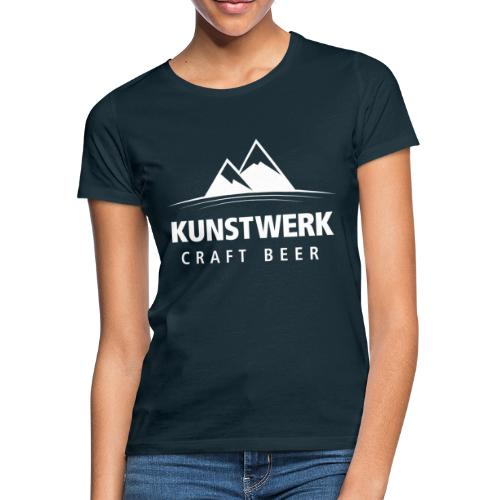 Kunstwerk Craft Beer - Frauen T-Shirt