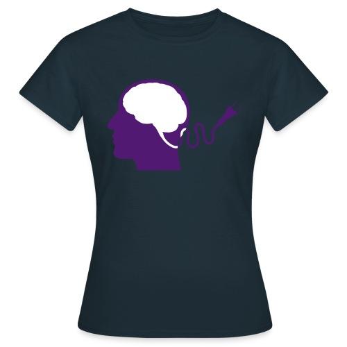 mental - Camiseta mujer
