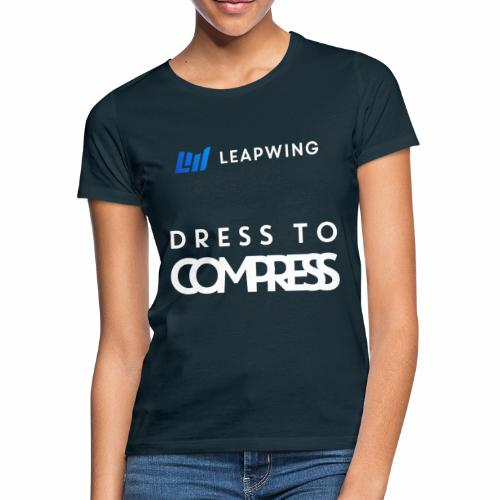 Leapwing Dress to Compress - Women's T-Shirt