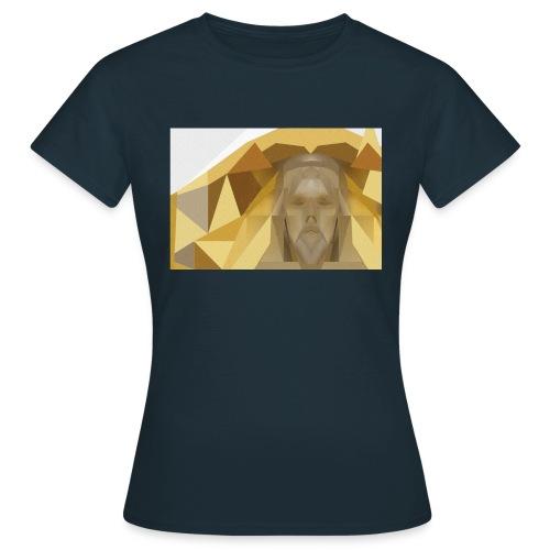 In awe of Jesus - Women's T-Shirt