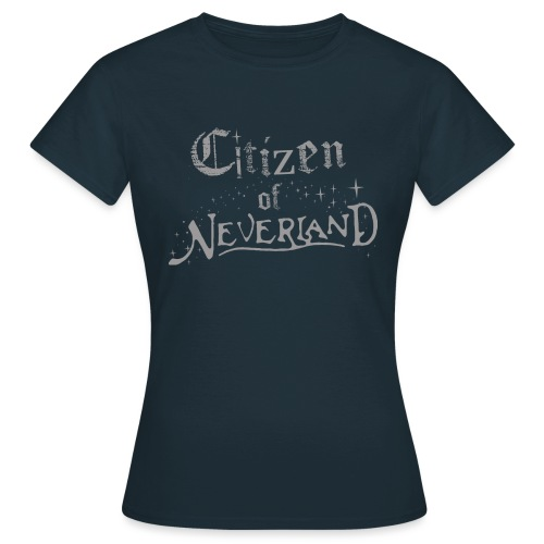 Citizen of Neverland - Women's T-Shirt