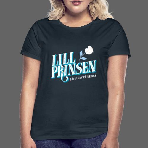 Lillprinsen - Låtsasliv på riktigt - T-shirt dam
