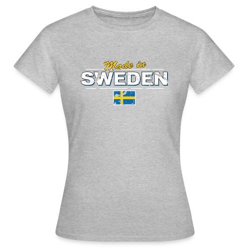 MADE IN SWEDEN - Women's T-Shirt