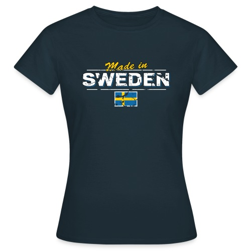 MADE IN SWEDEN - Women's T-Shirt