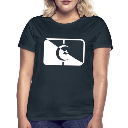 Alg x Pal - Maglietta da donna
