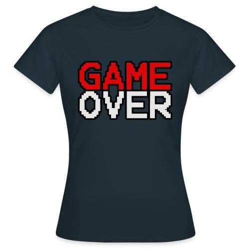 Game Over design - Women's T-Shirt