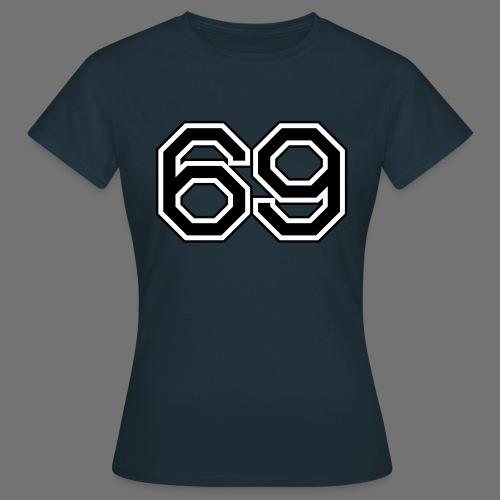 Rok 69 - Koszulka damska