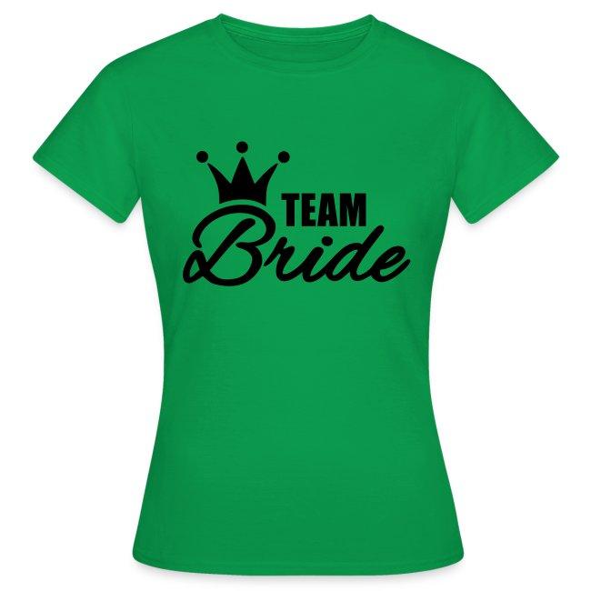 Team Bride Vrijgezellenfeest