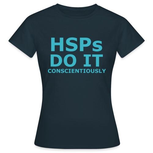 Do It hsPs women's t-shirt - Women's T-Shirt