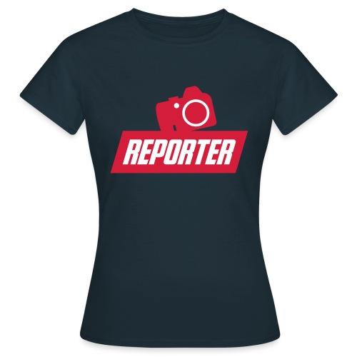Freelance Reporter - Maglietta da donna