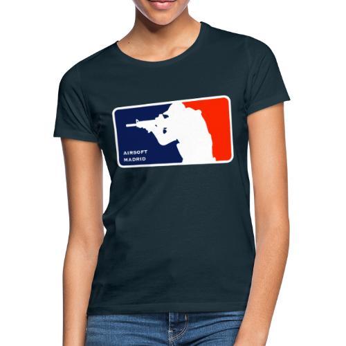 AIRSOFT MADRID - Camiseta mujer