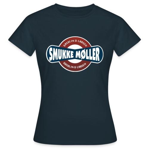 smlogo - Dame-T-shirt