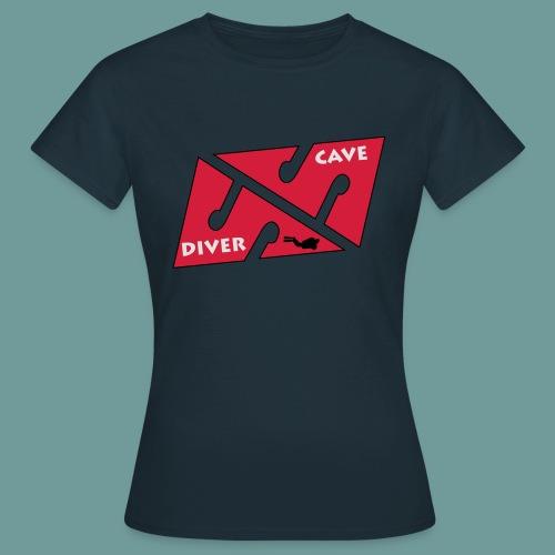 cave_diver_01 - T-shirt Femme