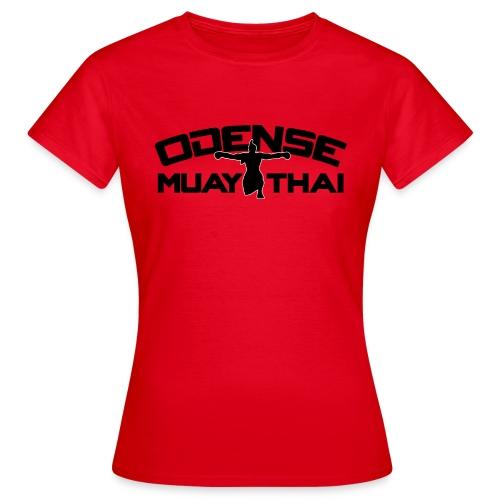 OMT LOGO2012 SORT 08 08 2 2 - Dame-T-shirt