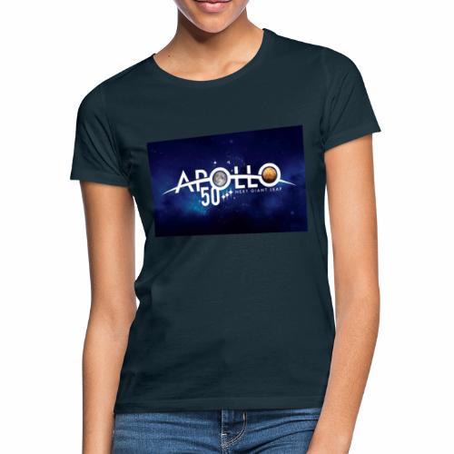 50 ans Apollo - T-shirt Femme