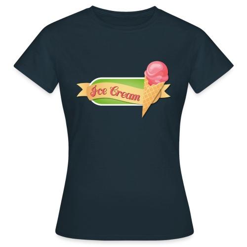 Ice - Maglietta da donna