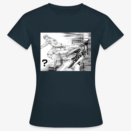 Gto compos - T-shirt Femme