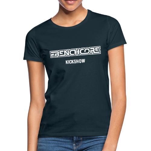 frenchcore - Camiseta mujer