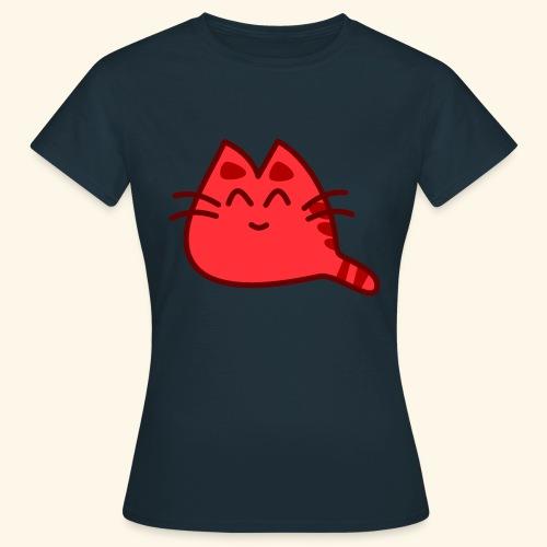 Cute Cat - Frauen T-Shirt