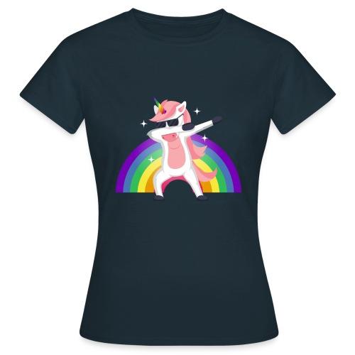Koszulka jednorożec 12 - Koszulka damska