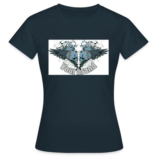 tete de mort - T-shirt Femme