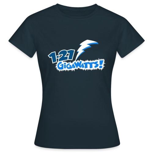 1.21 Gigawatts - Women's T-Shirt