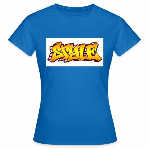 Camiseta estilo - Camiseta mujer