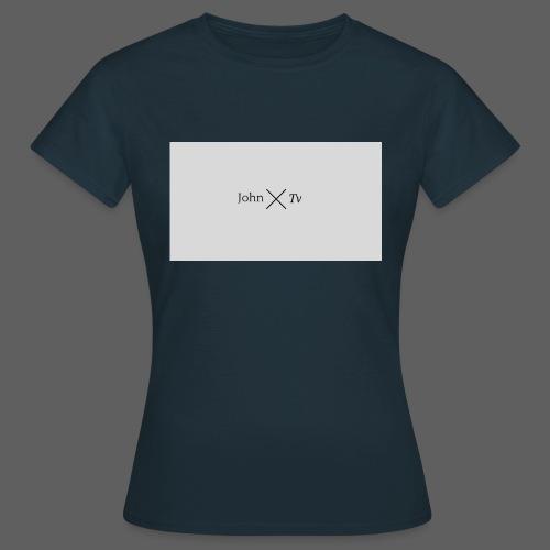 john tv - Women's T-Shirt