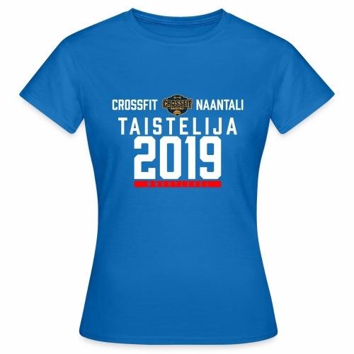 CF Naantalin virallinen huppari 2019 - Naisten t-paita