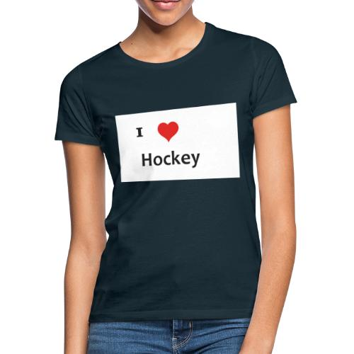 Hockey - Frauen T-Shirt