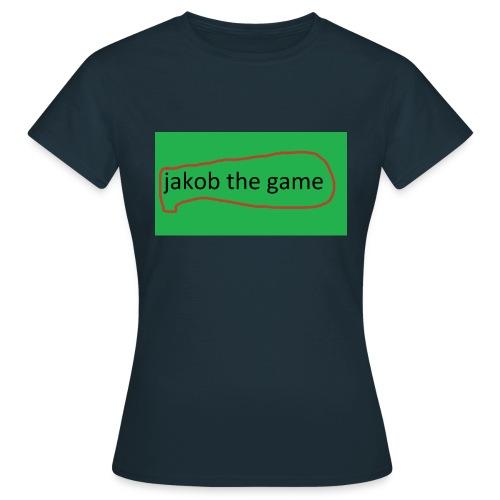 jakobthegame - Dame-T-shirt